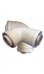 Vind hier de concentrische rookgasafvoer voor uw gesloten geiser   Rookgassen van uw binnengeiser op een veilige manier afvoeren met een rookgasafvoersysteem.   KIIP-BV.nl